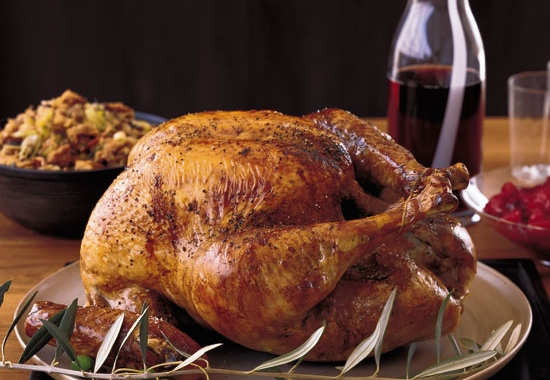 Cooking the Perfect Thanksgiving Turkey