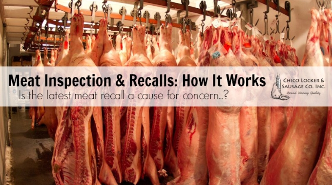 Meat Inspection and Recalls: How It Works